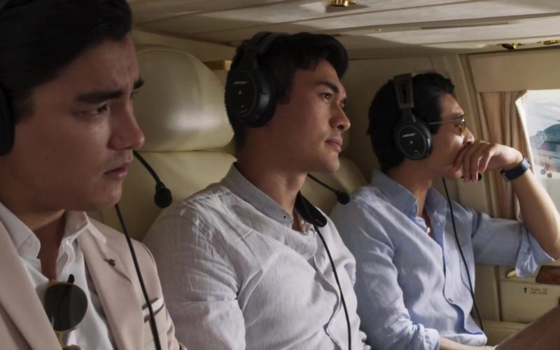 Bose Headsets in Crazy Rich Asians (2)