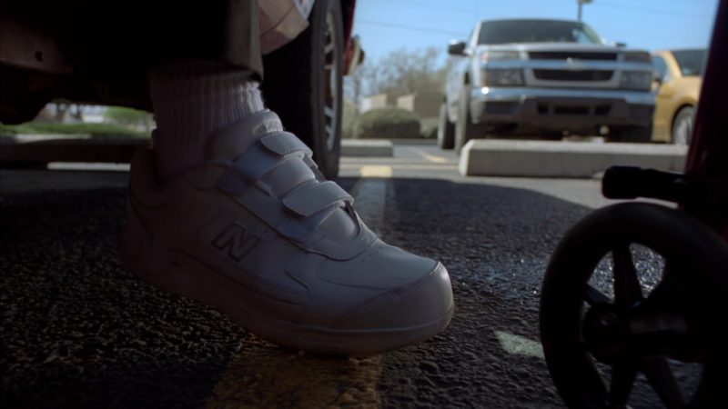 "NB Shoes Worn by Dean Norris (Hank Schrader) in Breaking Bad Season 4 Episode 7 ""Problem Dog"" (2011) - TV Show Product Placement"
