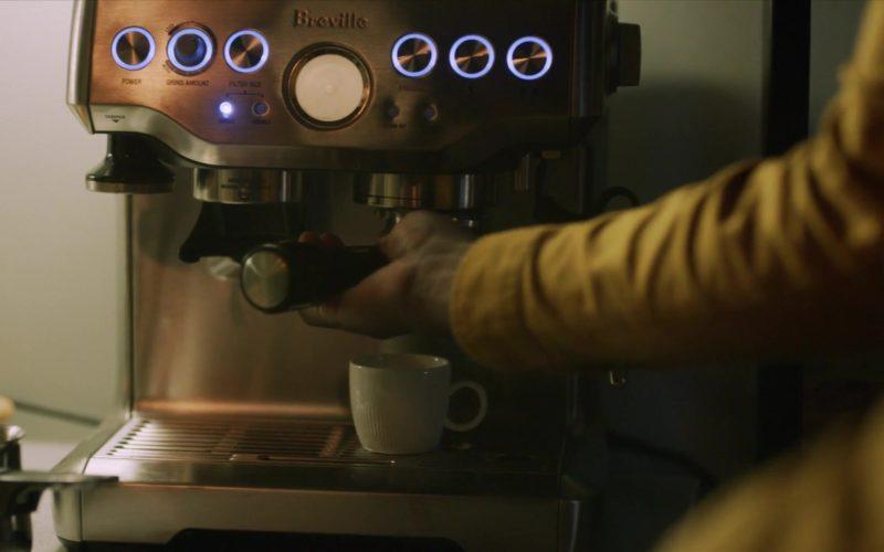 Breville Barista Express Espresso Machine in StartUp (3)