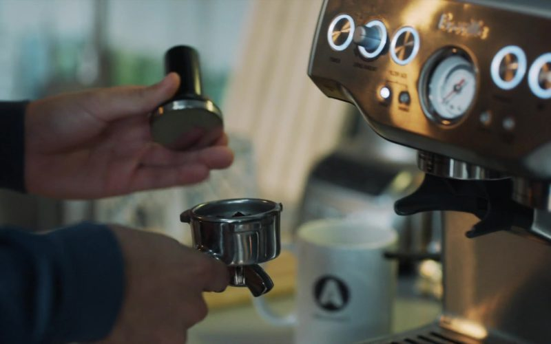 Breville Barista Express Espresso Machine in StartUp Season 3 Episode 4