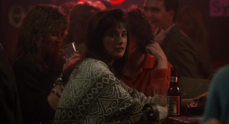 Bud Light Beer Drunk By Demi Moore In About Last Night