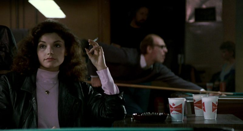 Budweiser Beer in The Color of Money (1986) - Movie Product Placement