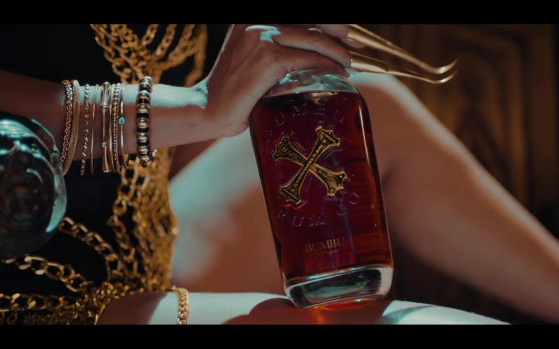 Bumbu Rum Bottle in I'm Not Goin' by Gucci Mane feat. Kevin Gates (1)
