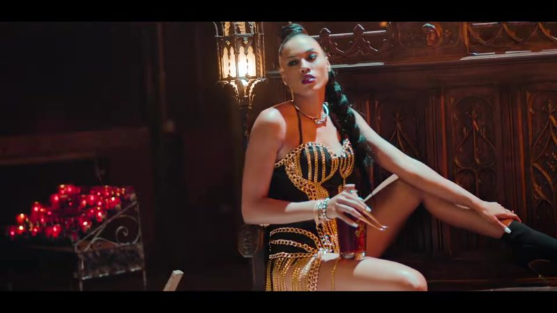 "Bumbu Rum Bottle in ""I'm Not Goin'"" by Gucci Mane feat. Kevin Gates (2018) - Official Music Video Product Placement"