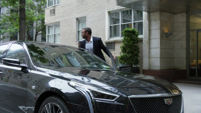 Cadillac Ct Car Used By Liev Schreiber In Ray Donovan Season Episode X