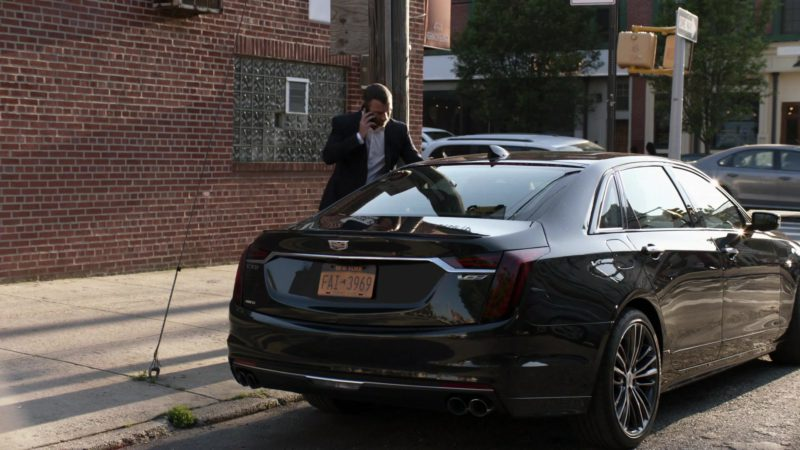 Cadillac CT6 Car Used by Liev Schreiber in Ray Donovan Season 6, Episode 3: He Be Tight. He Be Mean. (2018) TV Show Product Placement