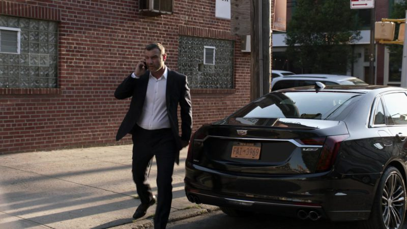 Cadillac Ct6 Car Used By Liev Schreiber In Ray Donovan Season 6 Episode 3 He Be Tight He Be