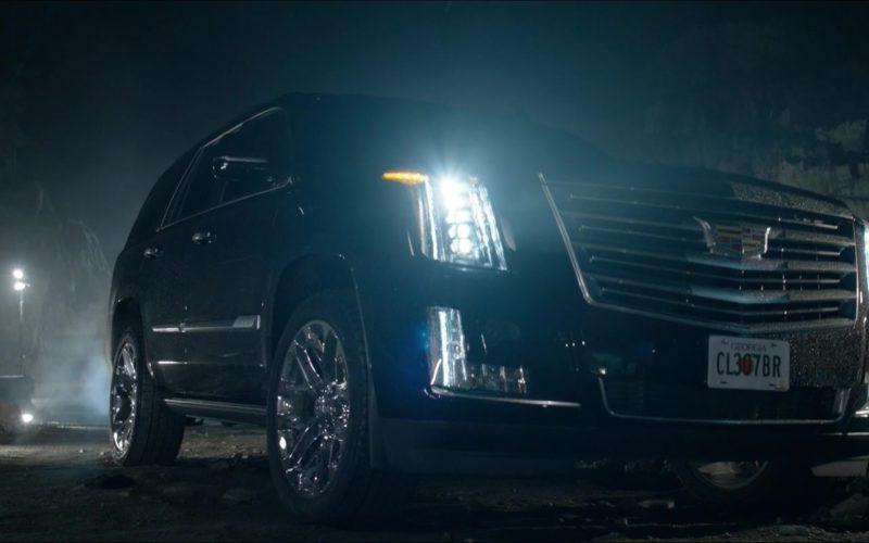 Cadillac Escalade Car in The Predator (2)