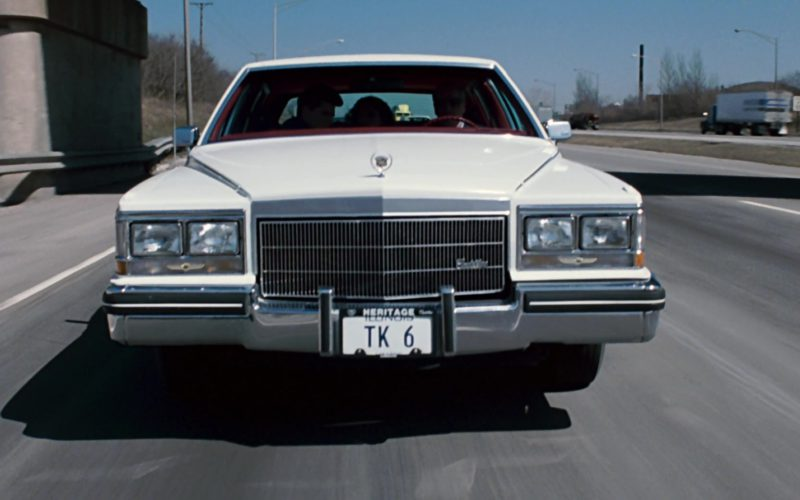 Cadillac Fleetwood Brougham Used by Paul Newman in The Color of Money (5)
