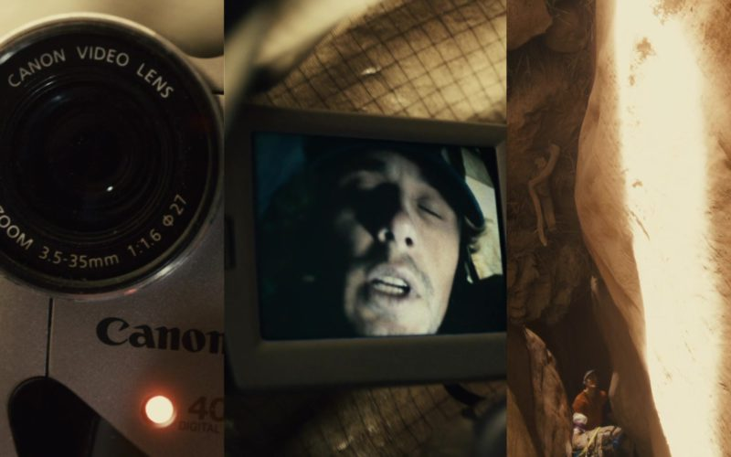 Canon Camcorder Used by James Franco in 127 Hours (10)