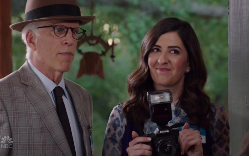 Canon Camera Used by D'Arcy Carden in The Good Place (1)
