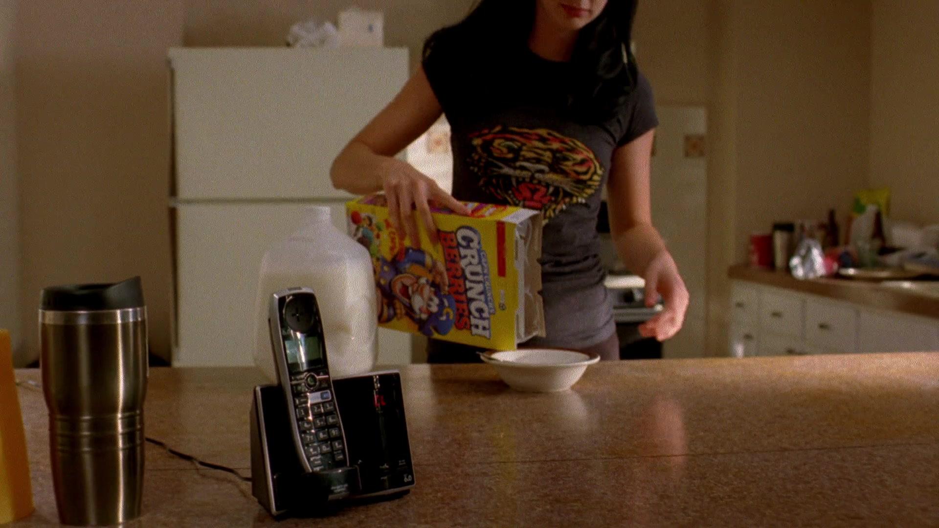 Cap'n Crunch Berries Breakfast Cereal in Breaking Bad Season