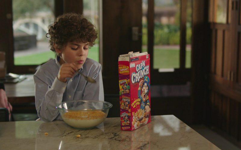 Cap'n Crunch Breakfast Cereal in The Romanoffs (3)
