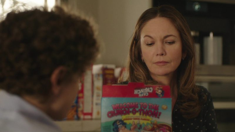 "Cap'n Crunch Breakfast Cereal in The Romanoffs Season 1, Episode 5, ""Bright and High Circle"" (2018) TV Show Product Placement"