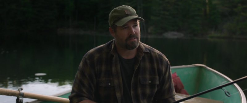 Carhartt Cap Worn by David Denman in Puzzle (2018) - Movie Product Placement