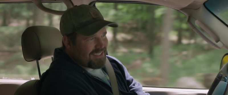 Carhartt Cap Worn by David Denman in Puzzle (2018) Movie Product Placement