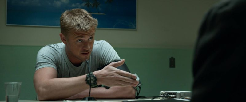 Casio G-Shock Watch Worn by Boyd Holbrook in The Predator (2018) Movie Product Placement