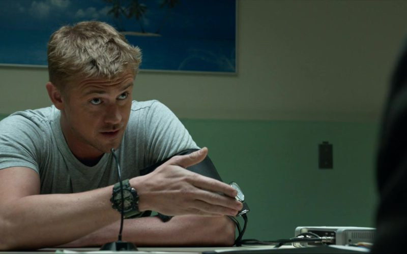 Casio G-Shock Watch Worn by Boyd Holbrook in The Predator (1)