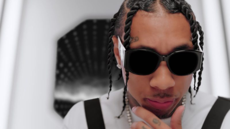 """Chanel Sunglasses Worn by Tyga in """"Dip"""" ft. Nicki Minaj (2018) Official Music Video Product Placement"""