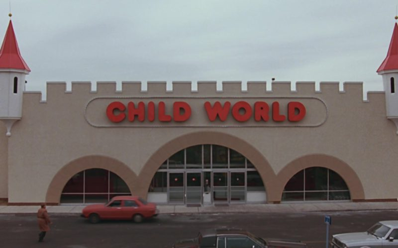 Child World Toy Store in The Color of Money