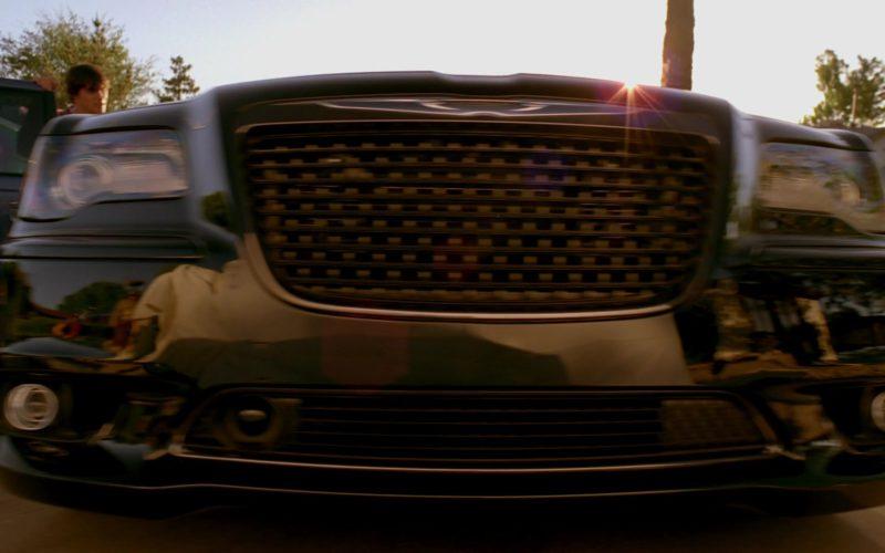 Chrysler 300 SRT-8 Car Used by Bryan Cranston (Walter White) in Breaking Bad Season 5 Episode 4 (3)
