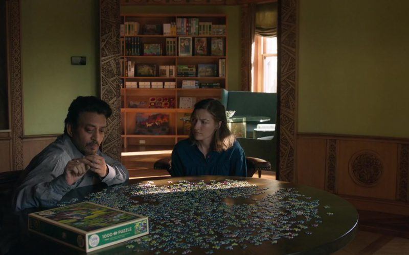 Cobble Hill Puzzles Used by Kelly Macdonald and Irfan Khan in Puzzle (3)