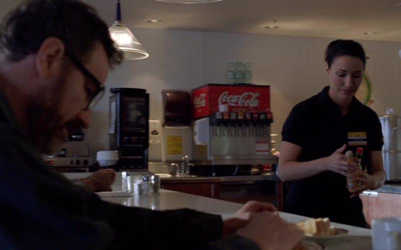Coca-Cola Machine in Breaking Bad Season 5 Episode 16 (1)
