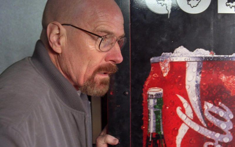 Coca-Cola Vending Machine in Breaking Bad Season 5 Episode 11 (1)