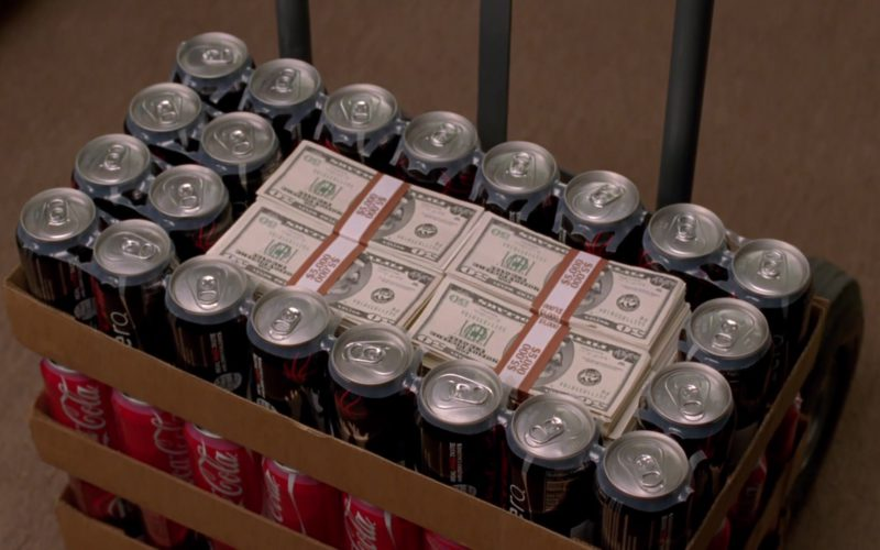 Coca-Cola Zero and Coca-Cola in Breaking Bad Season 4 Episode 7 (1)