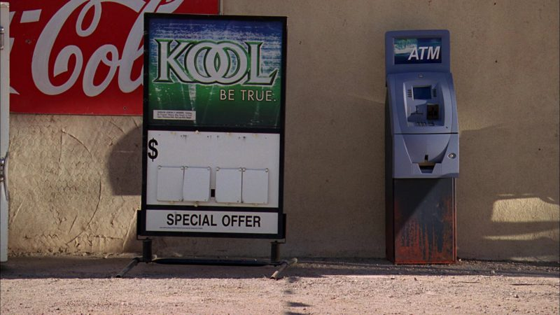 Coca-Cola and Kool in Breaking Bad Season 3 Episode 4: Green Light (2010) TV Show Product Placement