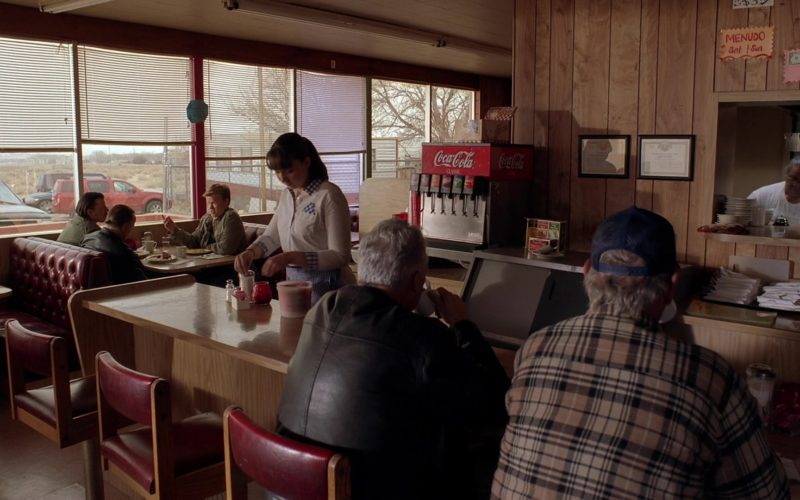 Coca-Cola in Breaking Bad Season 5 Episode 11 (2)