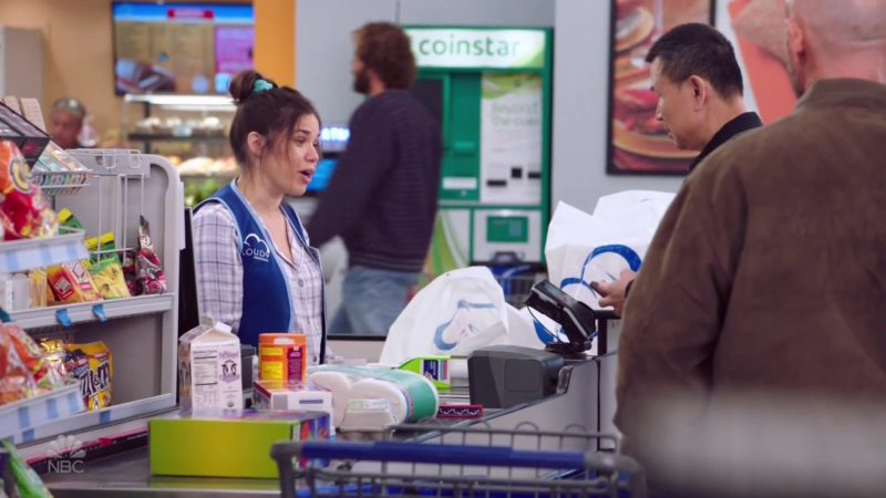 Coinstar Coin-Cashing Machines in Superstore: Maternity Leave (2018) TV Show