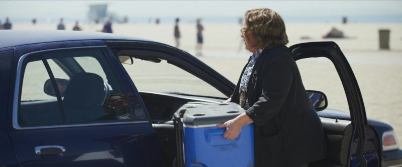 Coleman Cooler with Wheels used by Melissa McCarthy in The Happytime Murders (2018) - Movie Product Placement