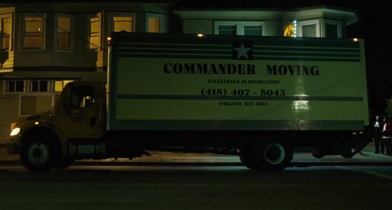 Commander Moving Truck in Blindspotting (2018) Movie Product Placement