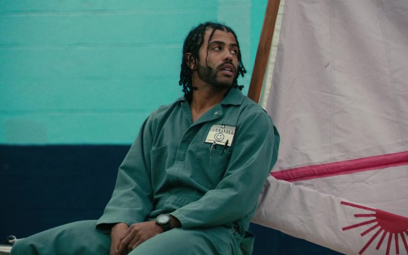 Commander Moving Uniform Worn by Daveed Diggs in Blindspotting (5)