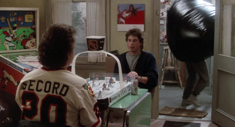 Coors Beer in About Last Night… (1986) - Movie Product Placement