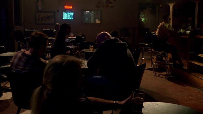 Coors and Corona Extra Signs in Breaking Bad Season 3 Episode 3: I.F.T. (2010) TV Show Product Placement