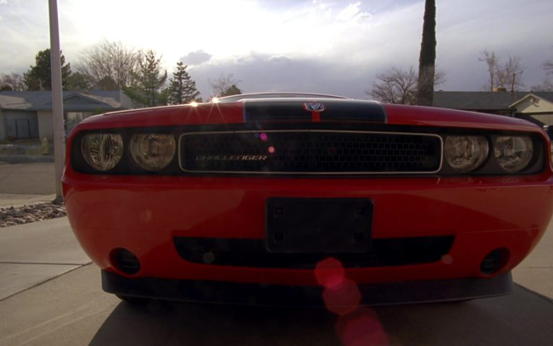 Dodge Challenger Car Used by RJ Mitte (Walter White Jr.) in Breaking Bad Season 4 Episode 6 (3)