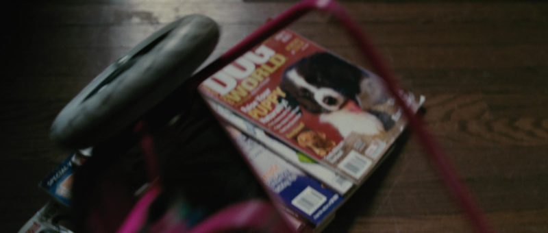 Dog World Magazine in The Back-up Plan (2010) - Movie Product Placement
