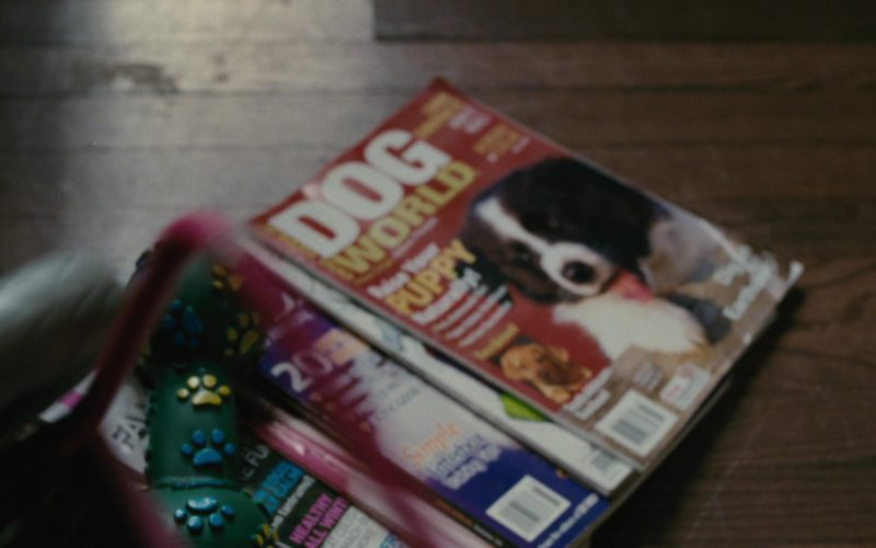 Dog World Magazine in The Back-up Plan (2)