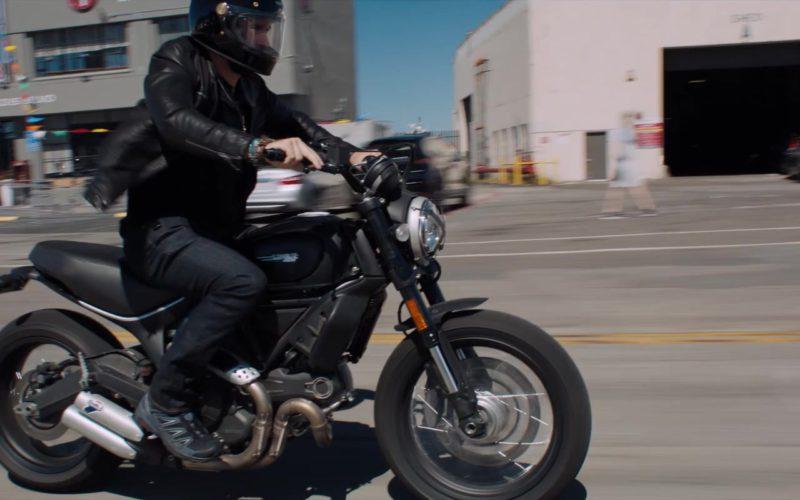 Ducati Scrambler Motorcycle Used by Tom Hardy in Venom (2)