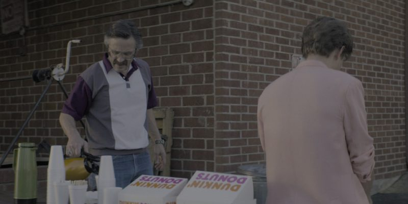 "Dunkin' Donuts in GLOW Season 2 Episode 2 ""Candy of the Year"" (2018) - TV Show Product Placement"