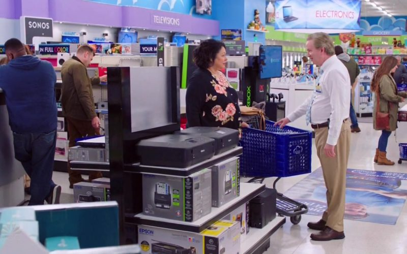 Epson in Superstore Season 4 Episode 7