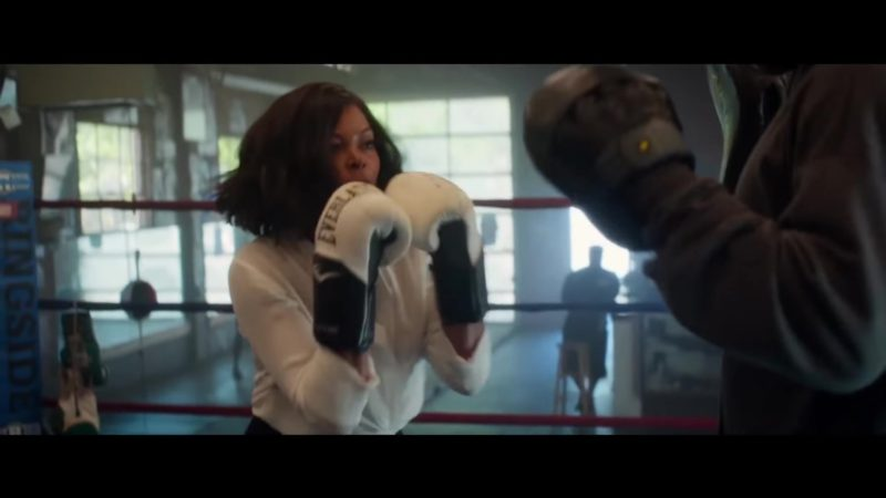 Everlast Boxing Gloves Worn by Taraji P. Henson in What Men Want (2019) Movie Product Placement