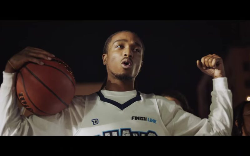 """Finish Line Jersey Worn by Quavo in """"HOW BOUT THAT"""" (6)"""