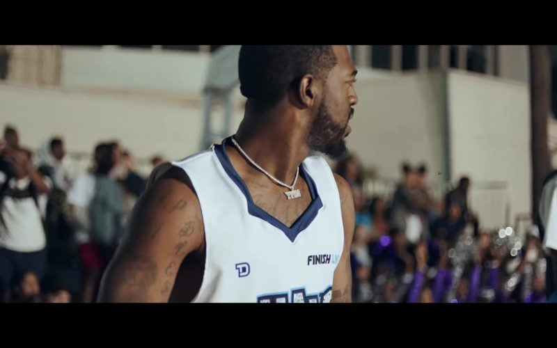 """Finish Line Men's Basketball Jersey in """"HOW BOUT THAT"""" by Quavo"""