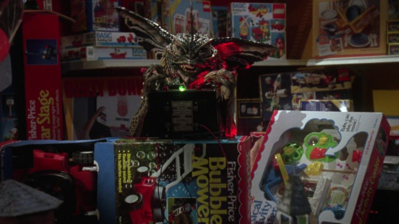 Fisher-Price Toys in Gremlins 2: The New Batch (1990) Movie Product Placement