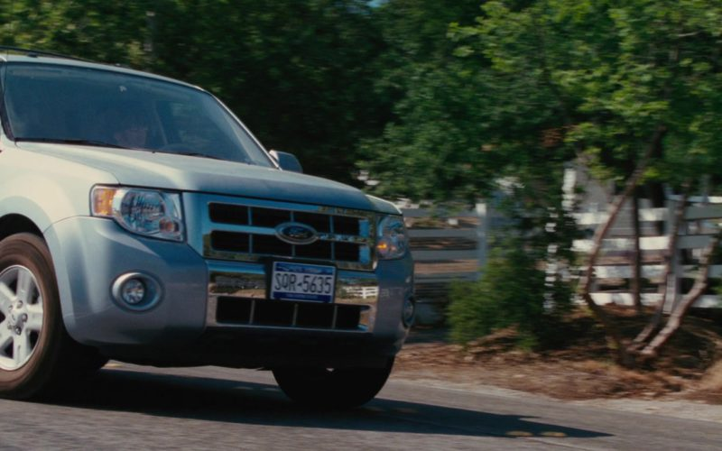 Ford Escape Hybrid Car Used by Jennifer Lopez in The Back-up Plan (1)