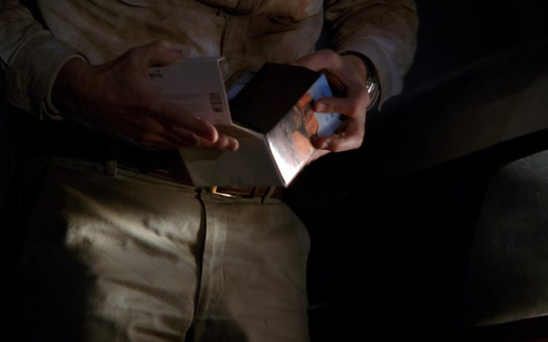 Garmin GPS Navigation Used by Bryan Cranston (Walter White) in Breaking Bad (1)