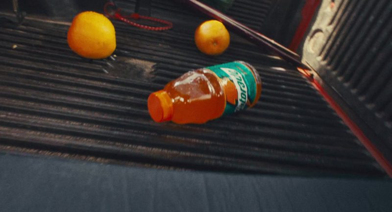 Gatorade Drink in 127 Hours (2010) - Movie Product Placement